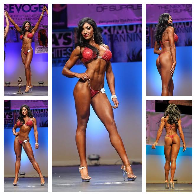 Brazilian bikini contests